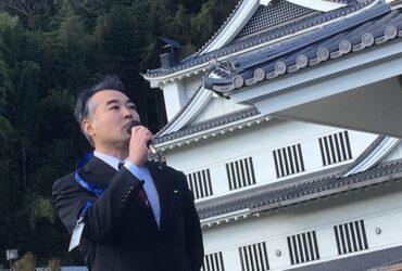 吉田教授、町広報「東吾妻町の歴史・文化探訪」連載100回達成!